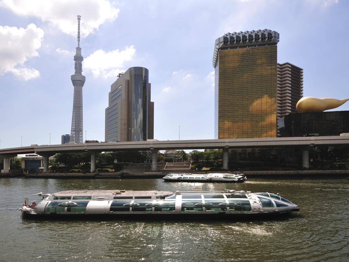 Sumida River Cruising (Hotaluna)