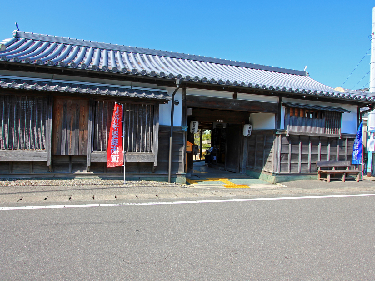 Awa Jurobe Yashiki (Puppet Theater and Museum)