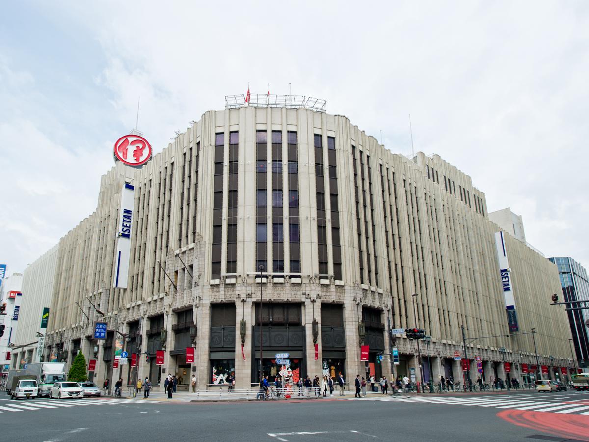 Depachika (Isetan Shinjuku Store)