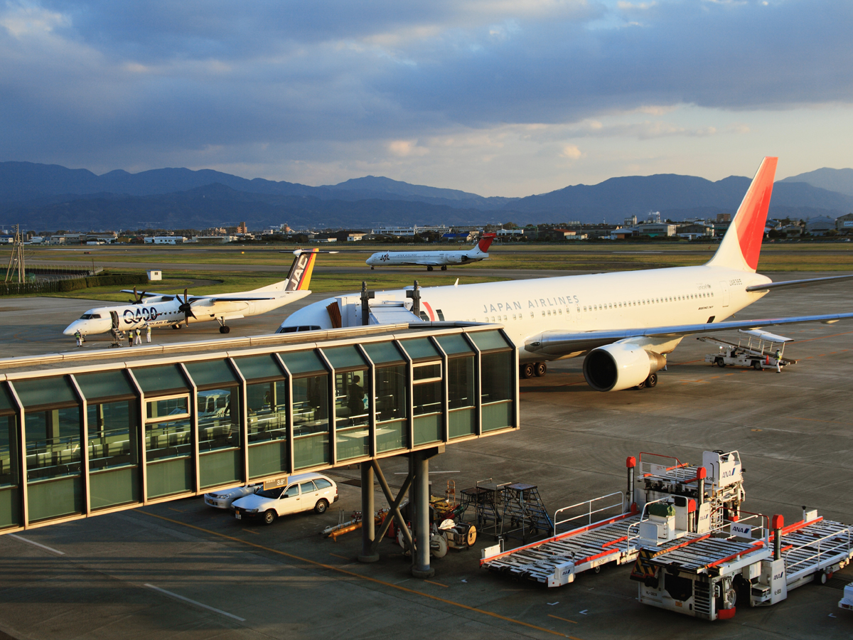 Aeropuerto de Matsuyama_2