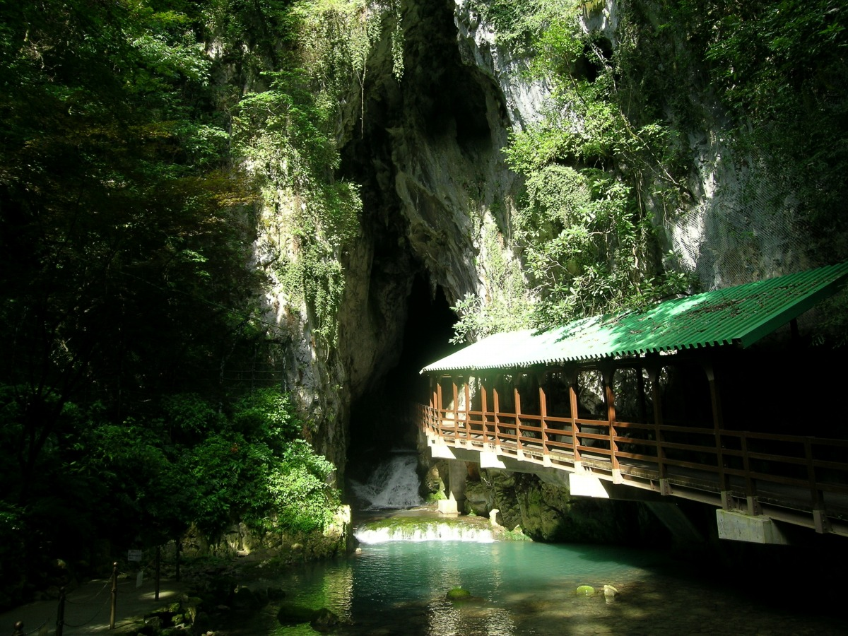 Akiyoshidai Plateau/Akiyoshido Cave_2