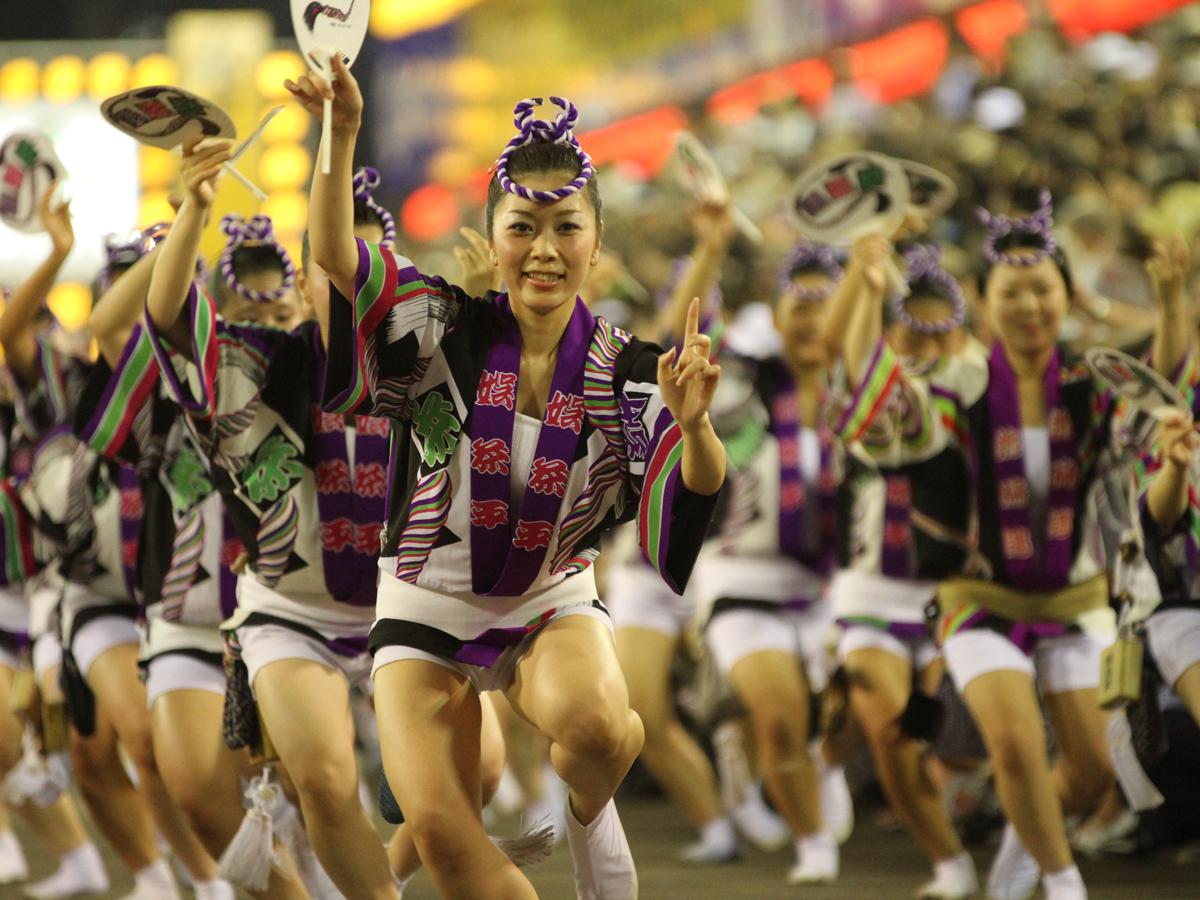 Awa Odori Dance Festival_1