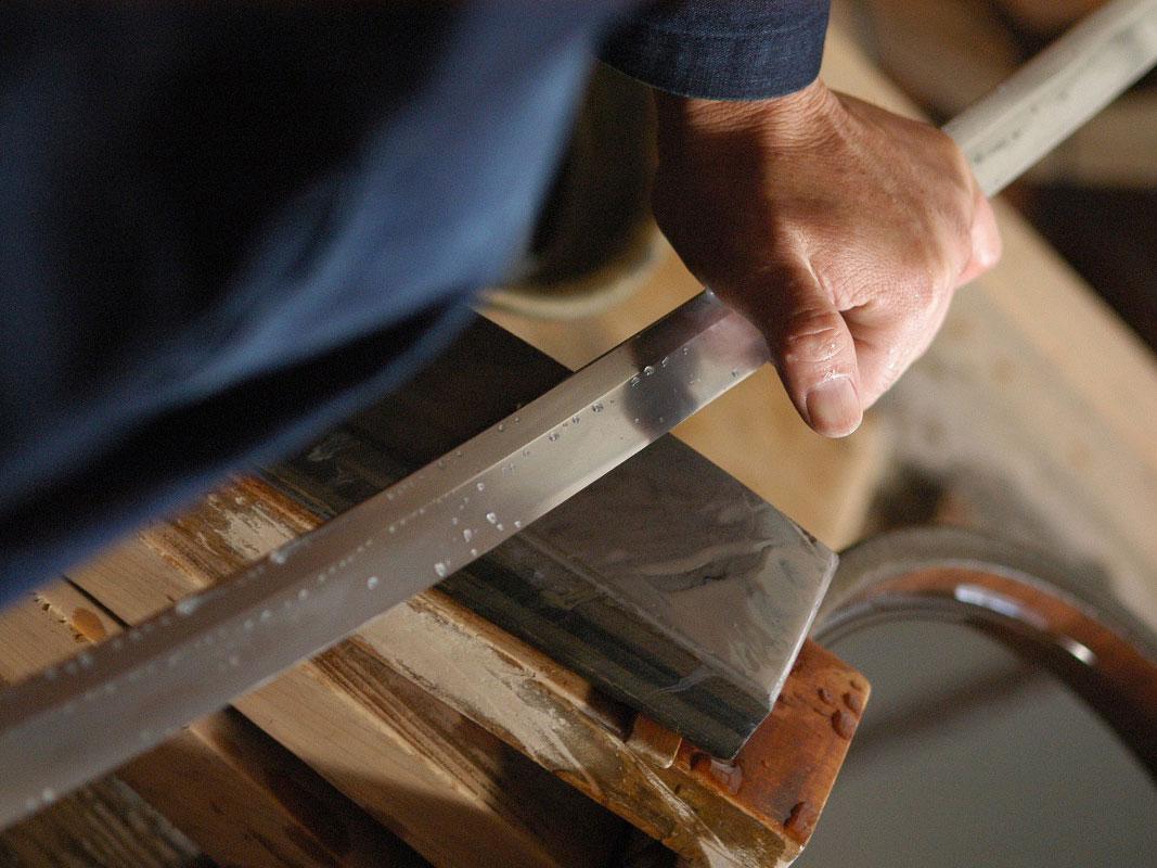 Musée du sabre japonais de Bizen Osafune_4