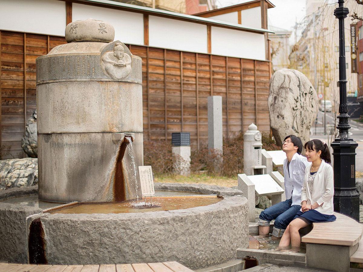Dogo Onsen Area_1