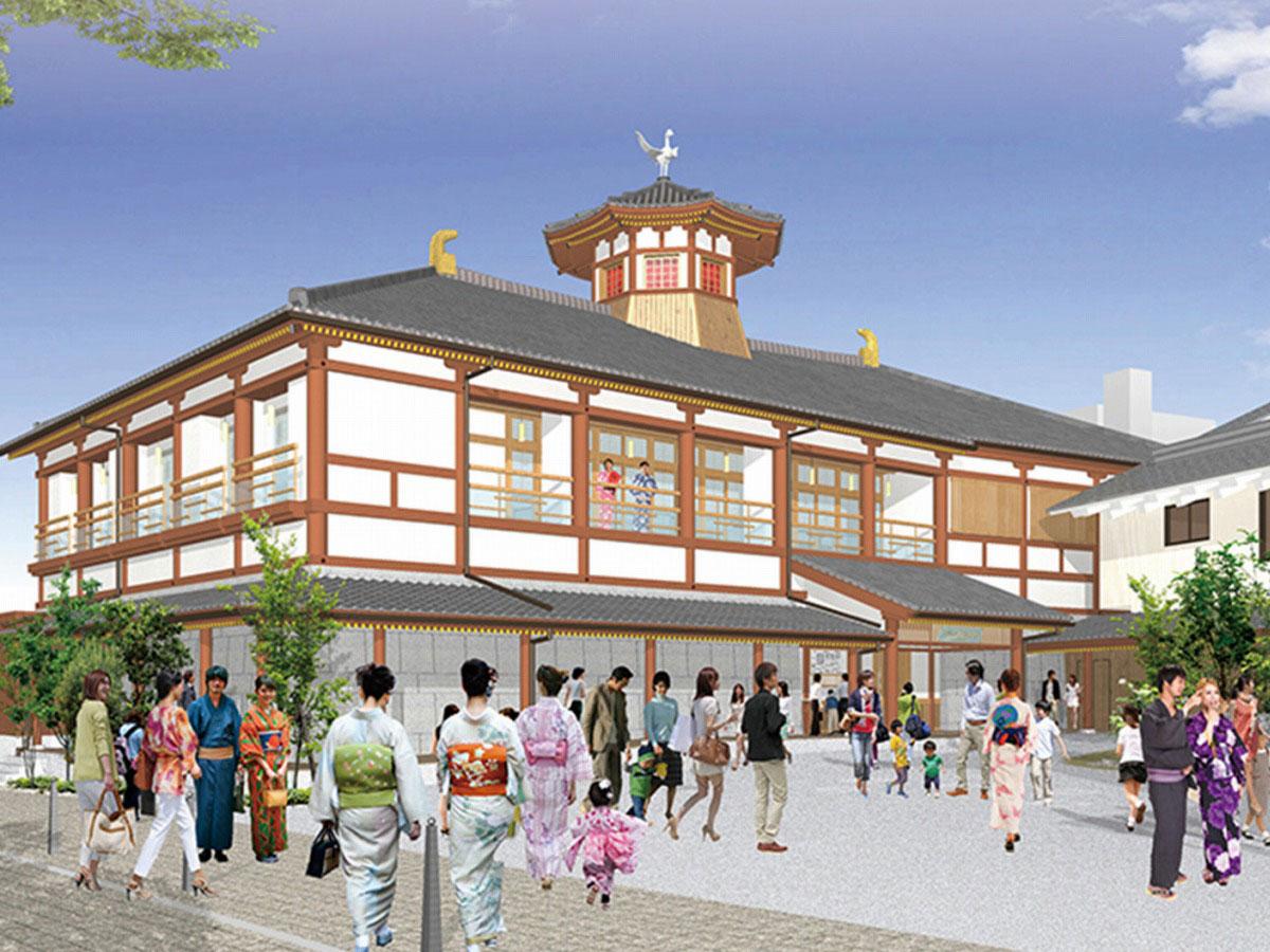 Dogo Onsen Area_4