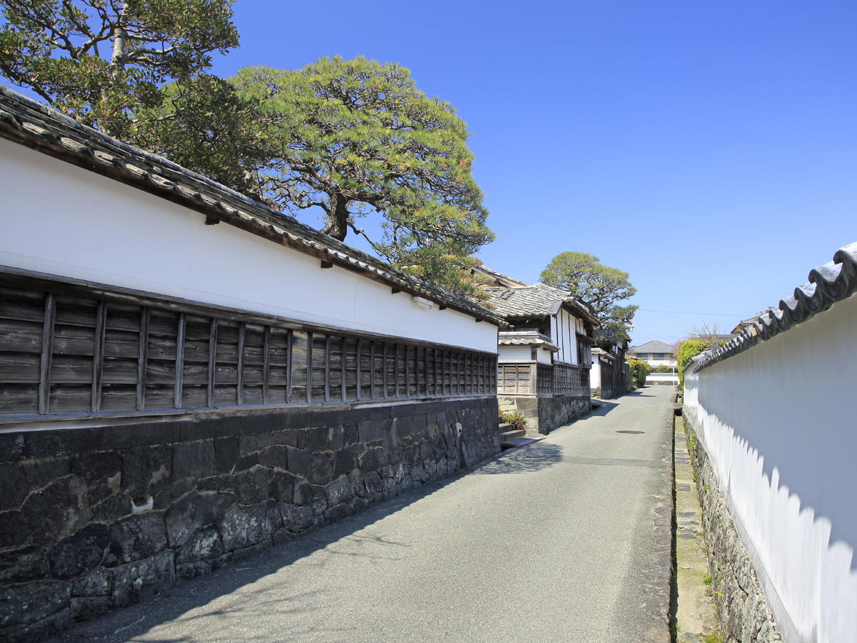 World Heritage Sites: Hagi Castle Town and the Shokasonjuku Academy_1