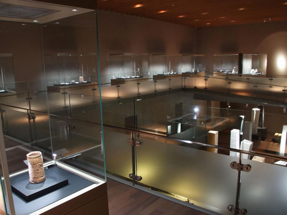 Musée des Beaux-arts préfectoral Hagi et Pavillon commémoratif d'Uragami_2