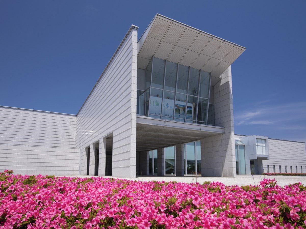 Musée des Beaux-arts préfectoral Hagi et Pavillon commémoratif d'Uragami_4