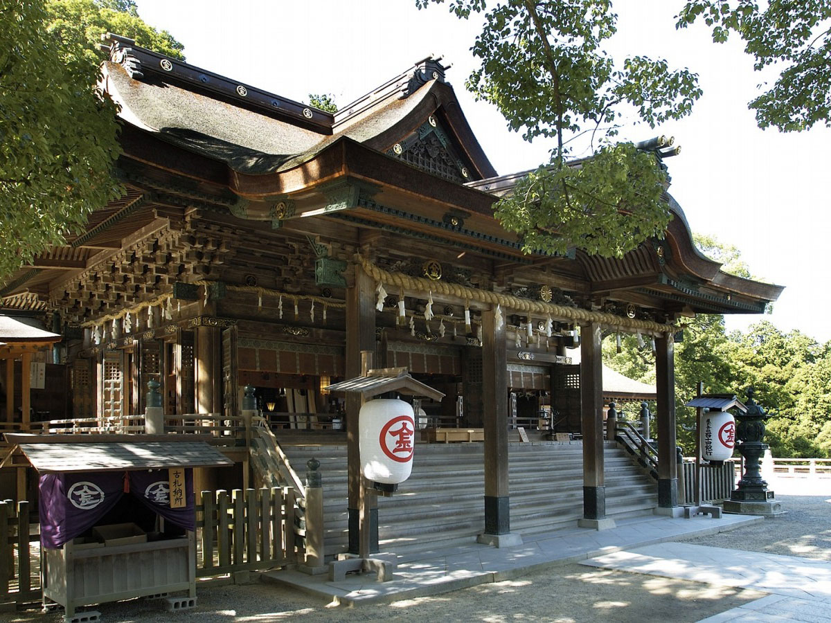 Kotohira-gu Shrine_1