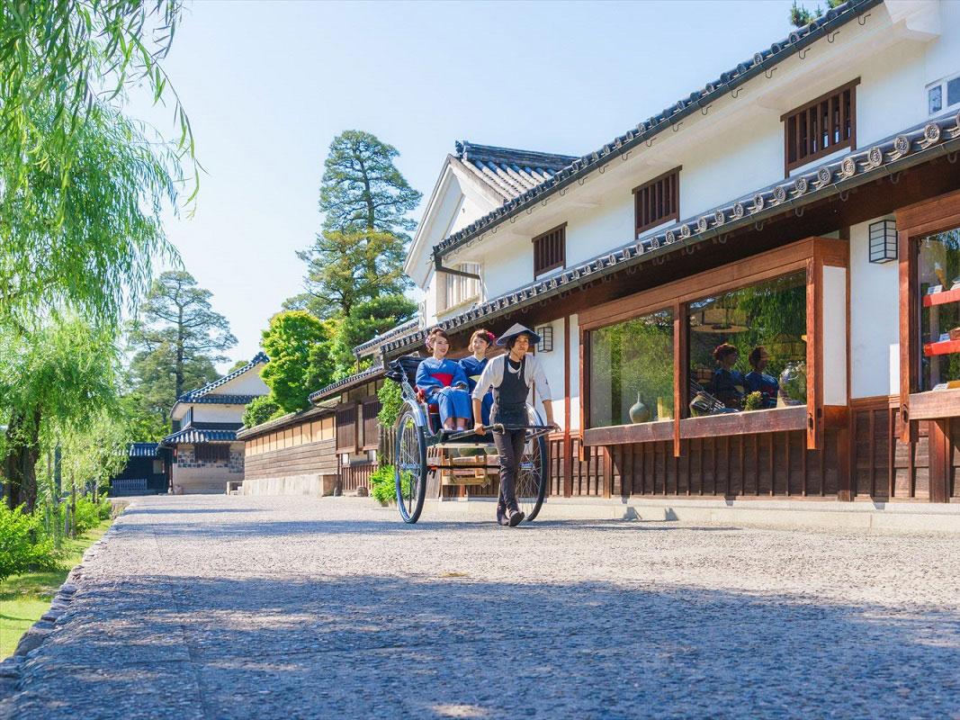 Quartier de Kurashiki Bikan_3