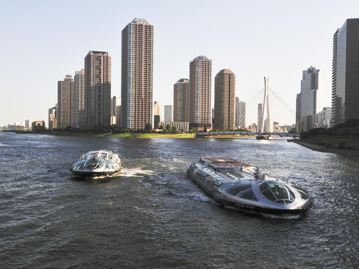 Crociera sul fiume Sumida (Hotaluna)_2
