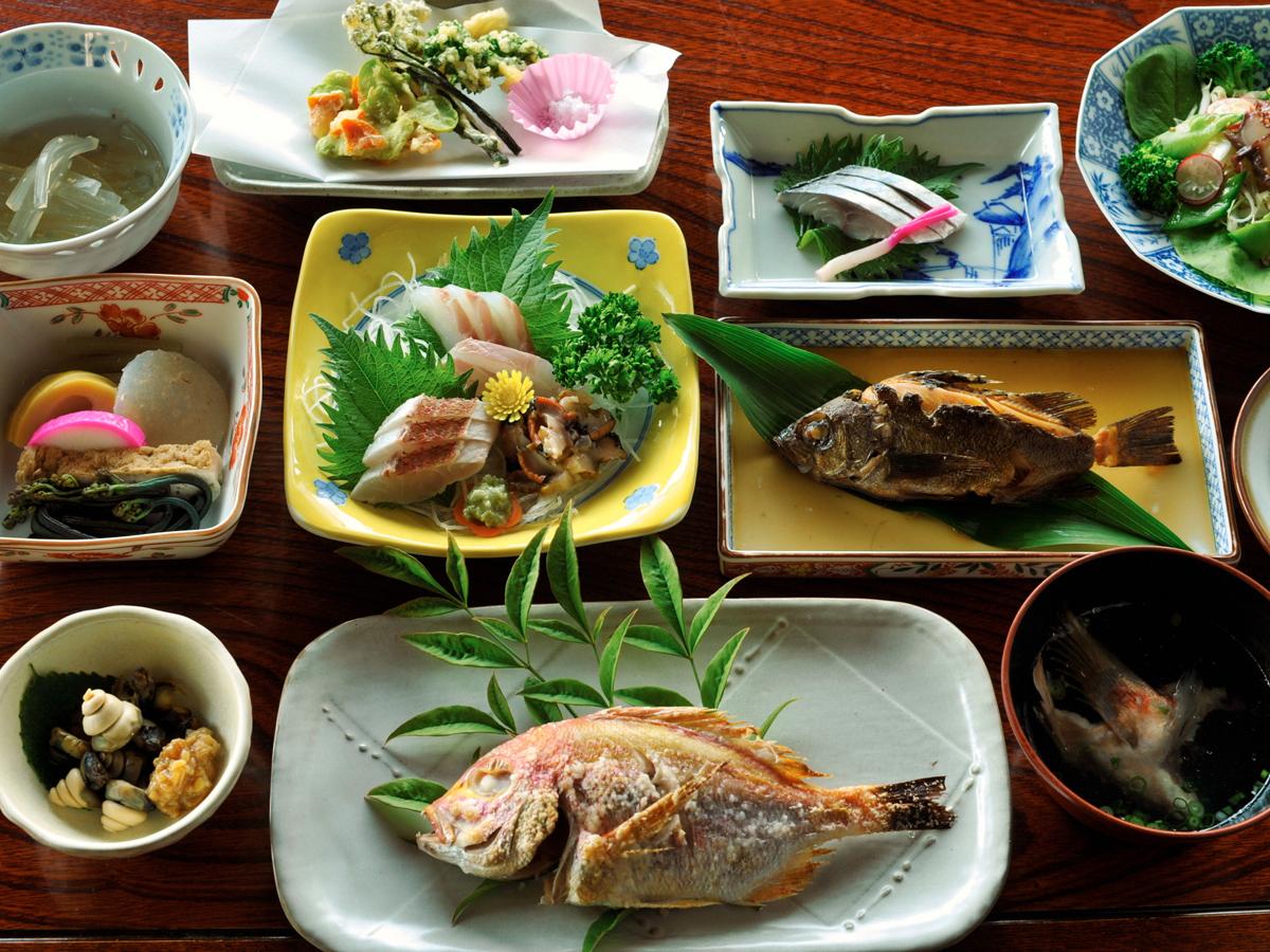 Japanische Herbergen und Gasthöfe auf den Inseln_2