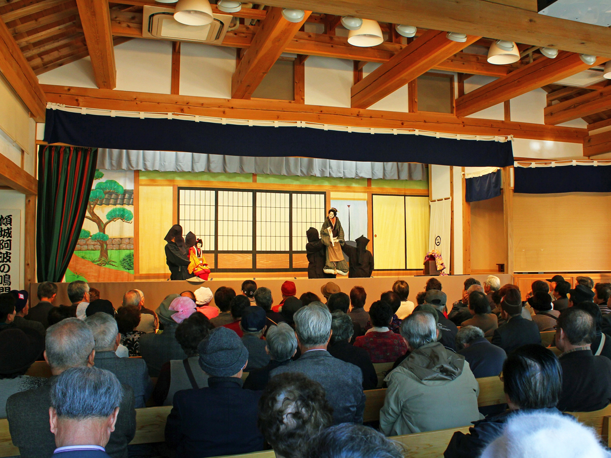 Awa Jurobe Yashiki (Puppet Theater and Museum)_3