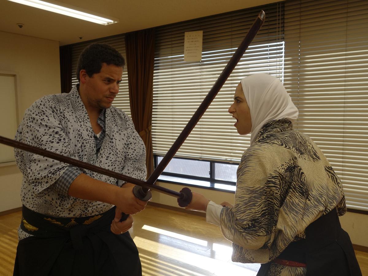 Samurai Training Tokyo_2