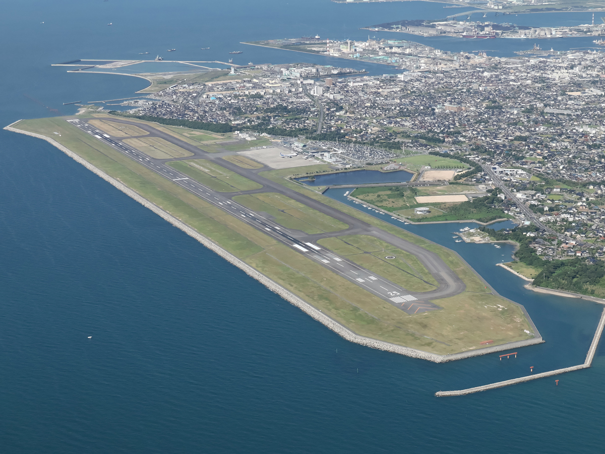Flughafen Yamaguchi Ube_2