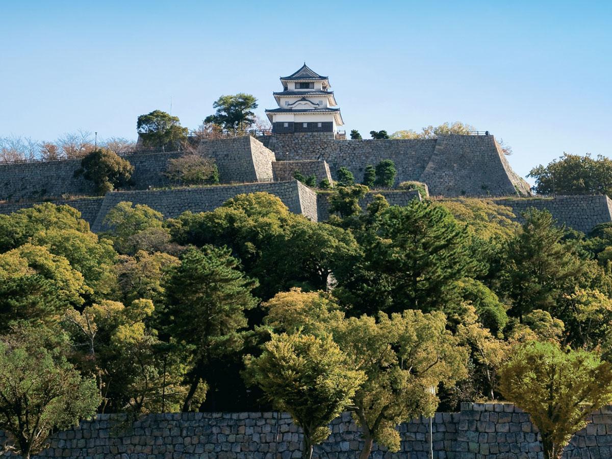 Marugame Castle_1
