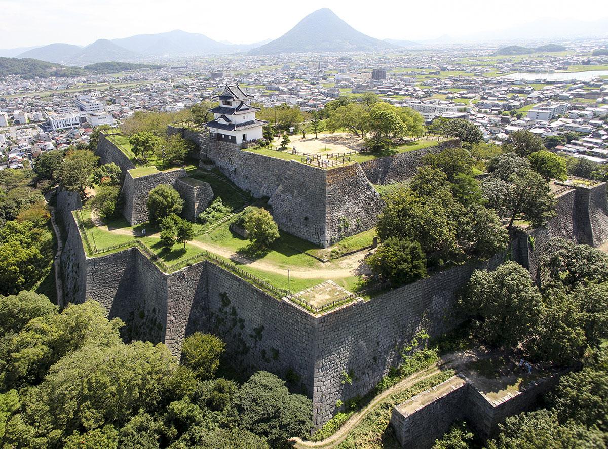Marugame Castle_2