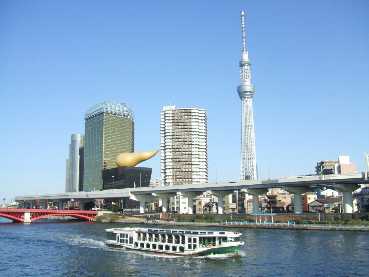 Autobús acuático<br>(Tokyo Cruise Ship)_3