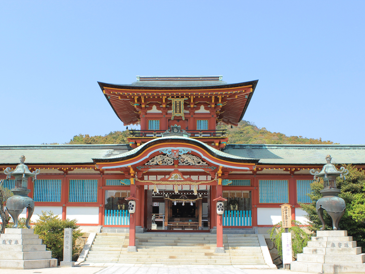 Hofu Tenman-gu Shrine_1