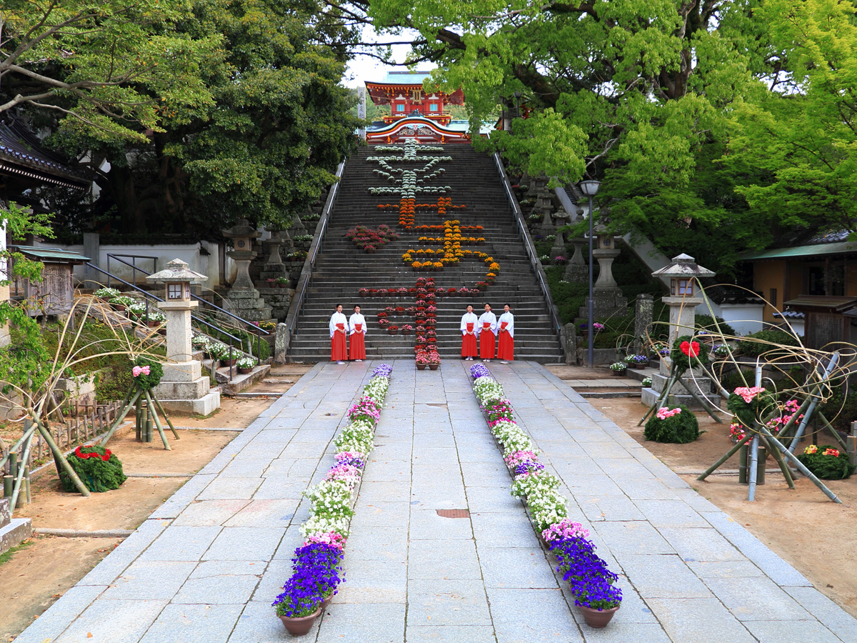Hofu Tenman-gu Shrine_2
