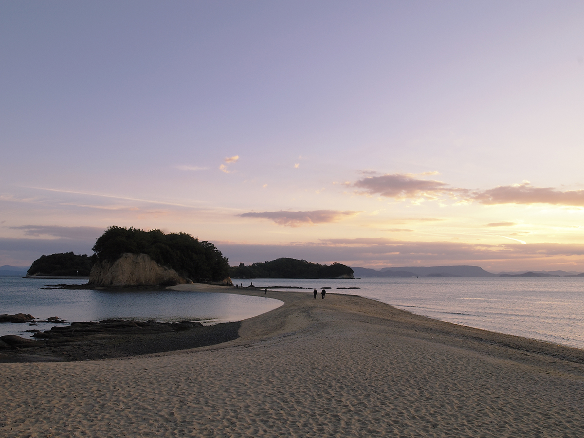 Shodoshima (Kankakei Gorge, Twenty-four Eyes Movie Village, Olive Park)_2