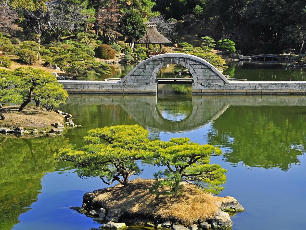 Shukkeien Garden_1