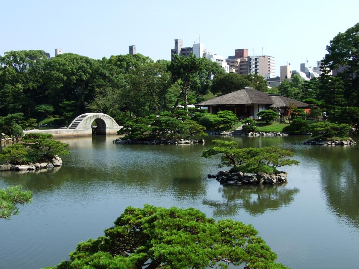 Shukkeien Garden_2