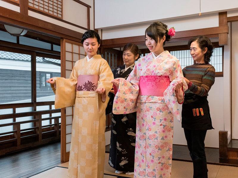 Rental Kimonos at Saikoutei_2