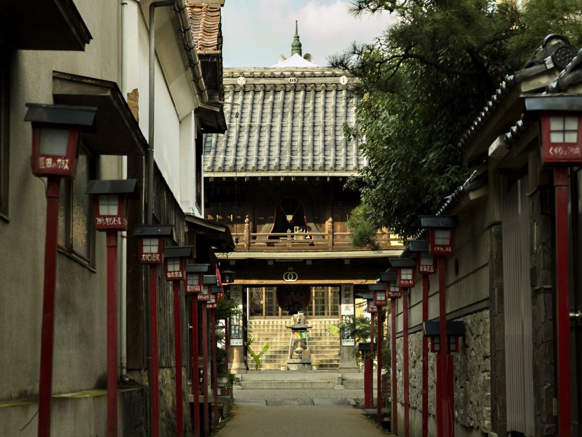 Quartier des entrepôts blancs et Akagawara_3