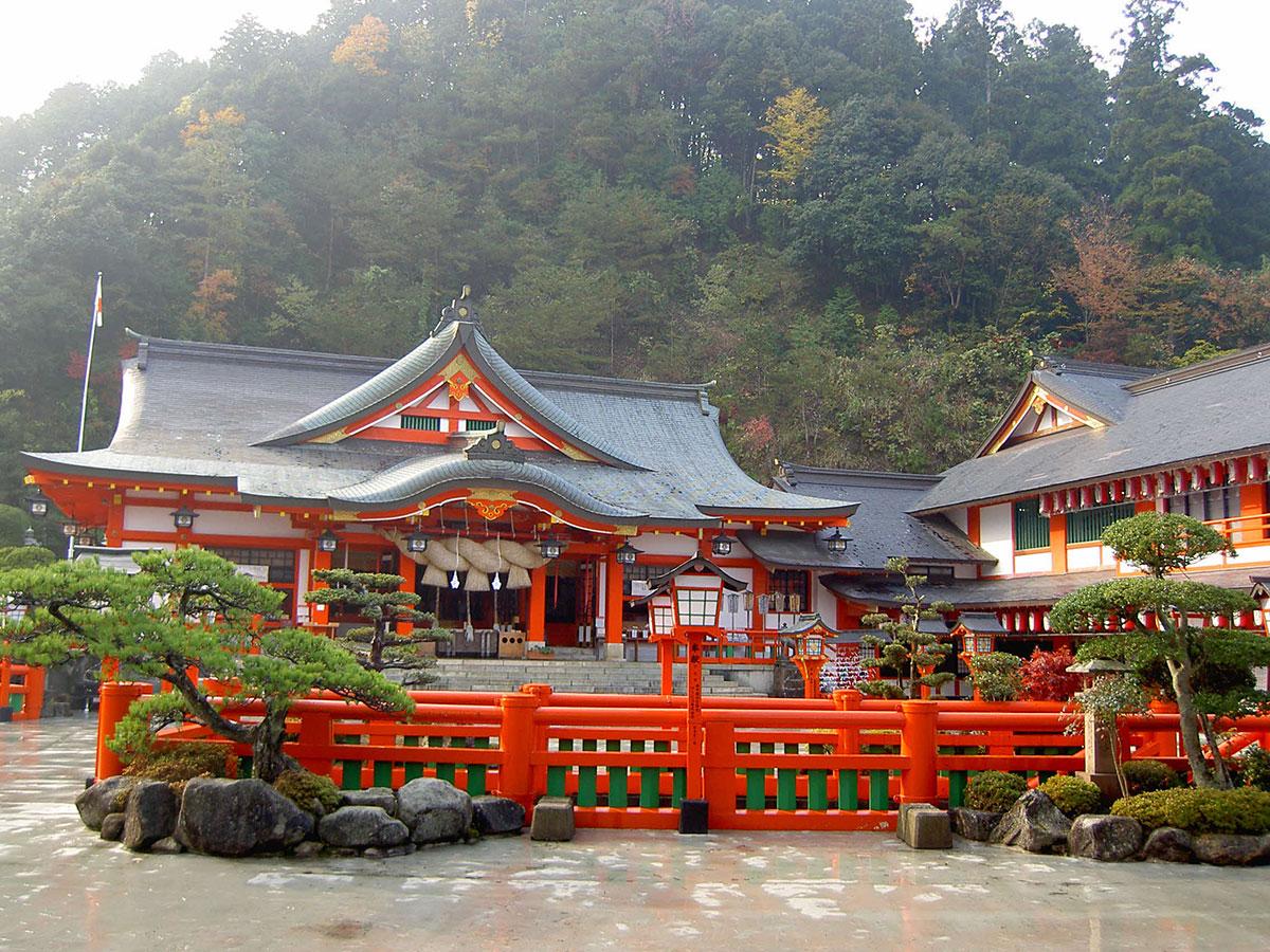 Taikodani Inari Shrine_2
