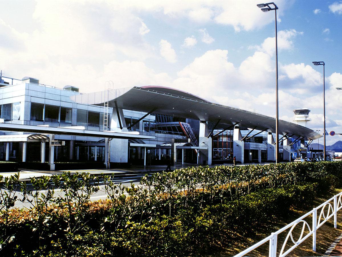 Flughafen Takamatsu_4