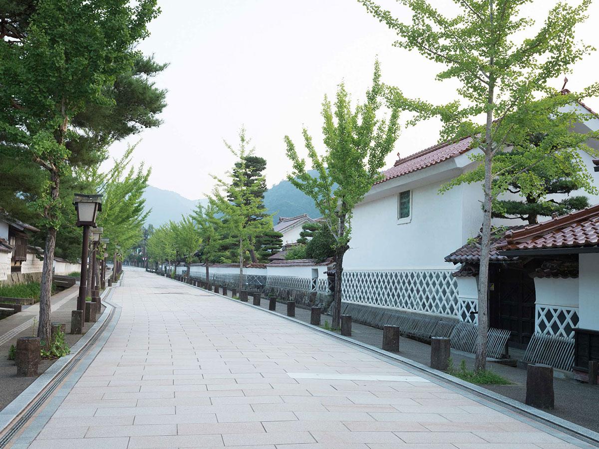 Tsuwano Tonomachi Street_1