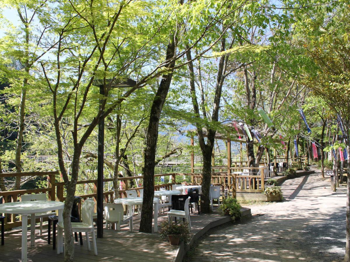 Raststätte Uchiko Fresh Park Karari_3