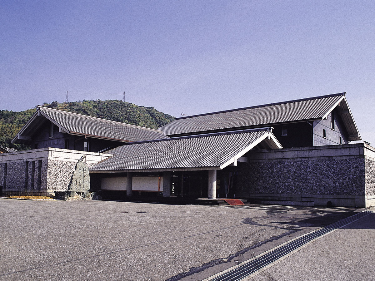 Japanese Paper Museum in Ino_1