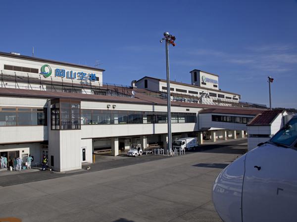 Aéroport d'Okayama Momotaro