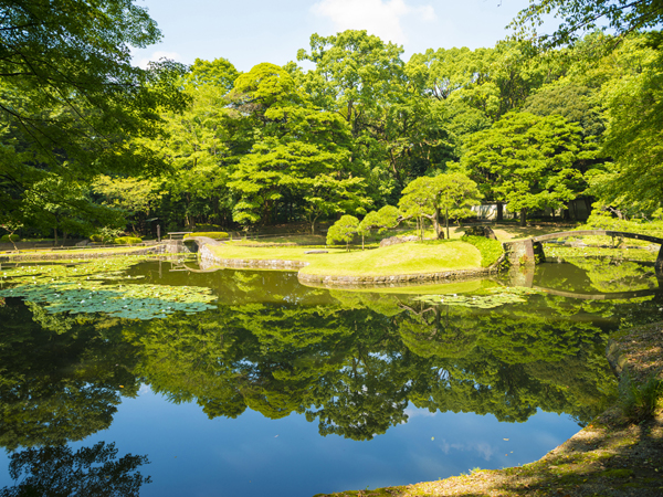 Jardin Koishikawa Korakuen