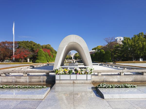 Hiroshima Peace Memorial Park _4