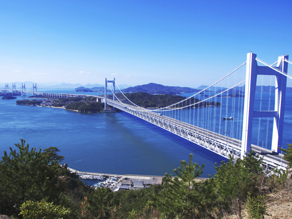 Mt. Washuzan Observatory (Great Seto Bridge)_4