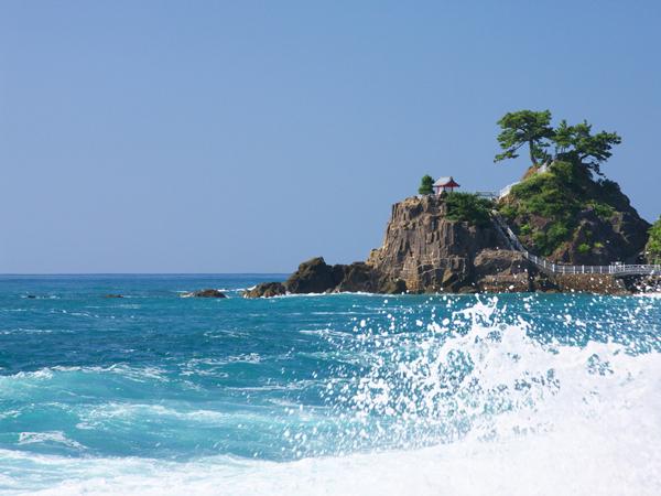 가쓰라하마 해변