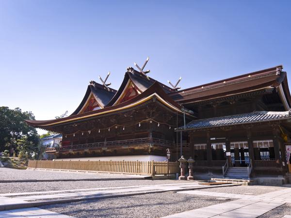 Kibitsu-jinja Shrine_1