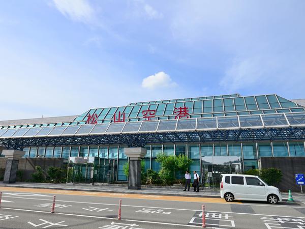 สนามบินมัตสึยามะ
