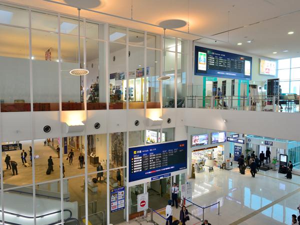 Aéroport de Tokushima Awaodori