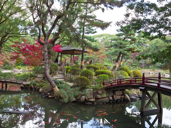 Shukkeien Garden_4