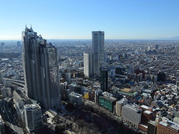 Tokyo Metropolitan Government Building Observation Decks_3