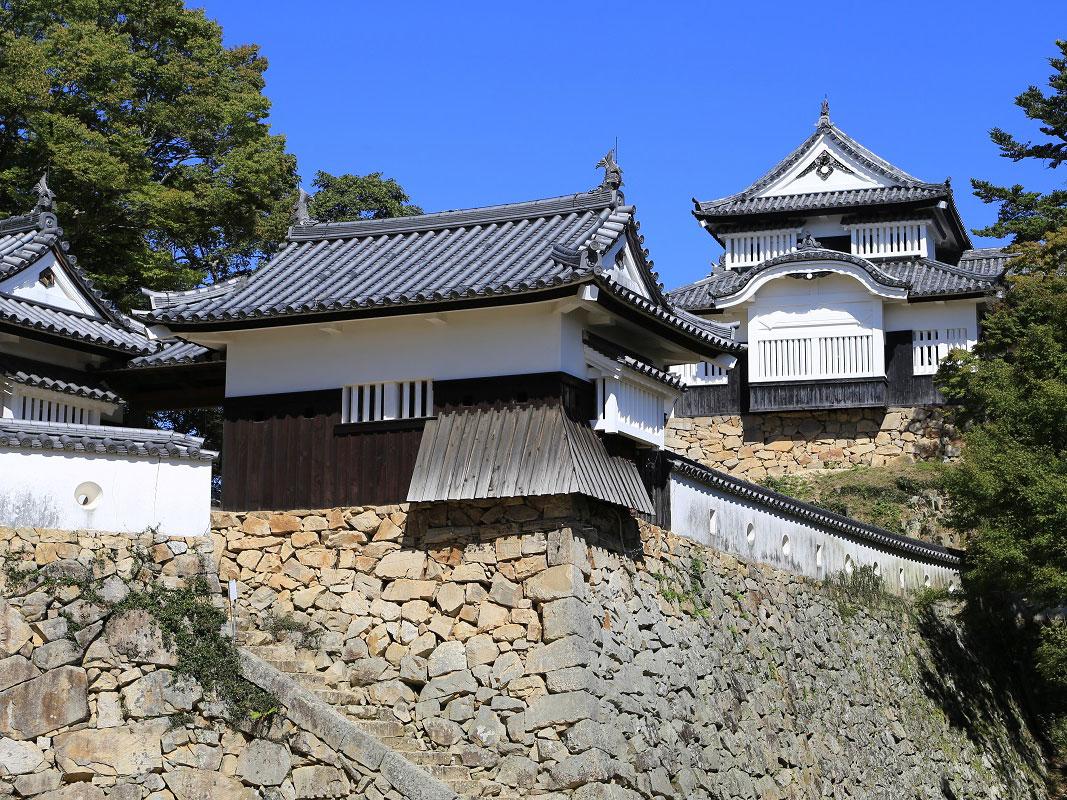 Bitchu Matsuyama Castle_2