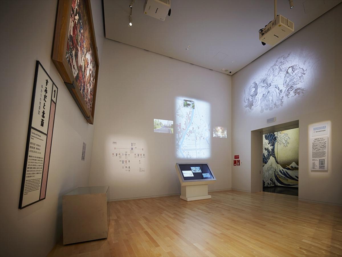 El Museo Sumida Hokusai_4
