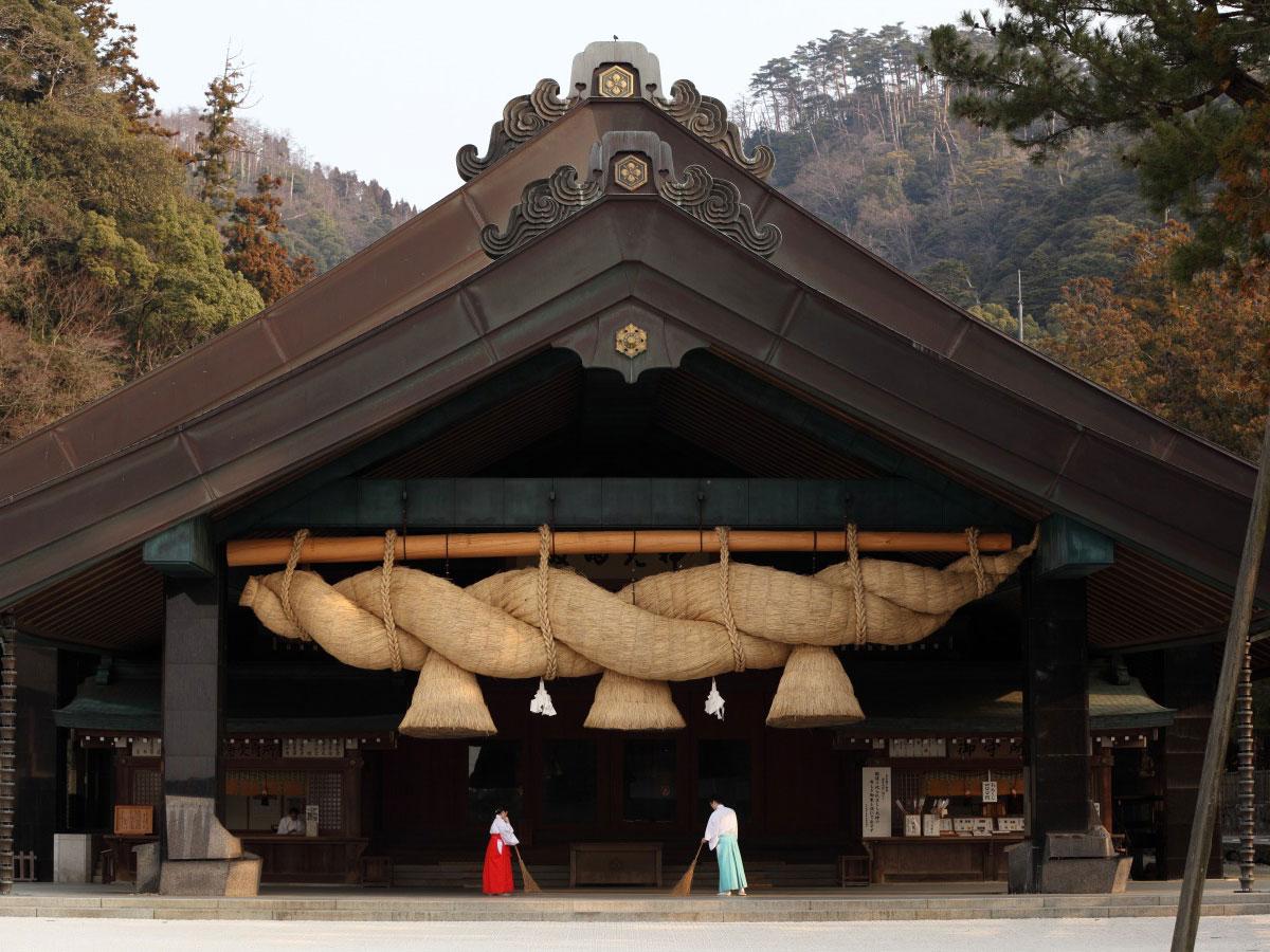 Großer Schrein Izumo Taisha