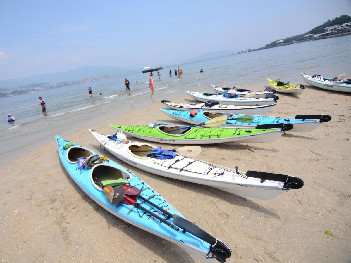 Miyajima Sea Kayaking_2
