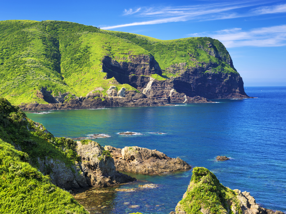 Oki Islands UNESCO Global Geopark (Kuniga Coast )