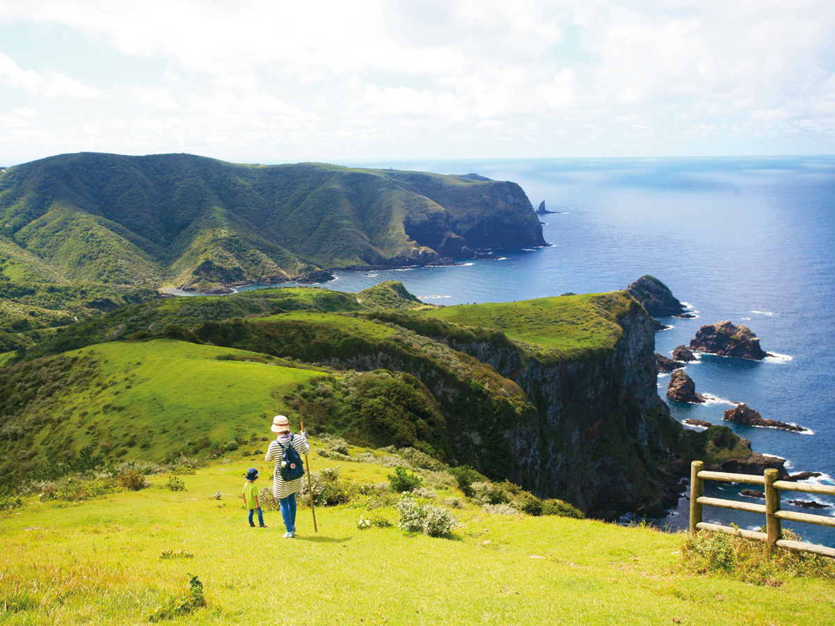 Oki Islands UNESCO Global Geopark (Kuniga Coast )_2